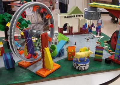 Rube Goldburg: State Fair
