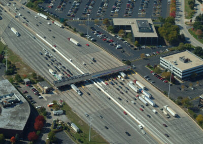Illinois Tollway in the 90s History Photo